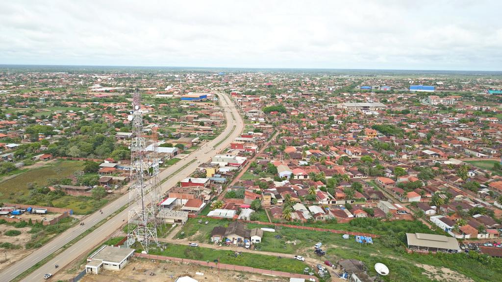 Carretera Santa Cruz Trinidad partie depuis maison