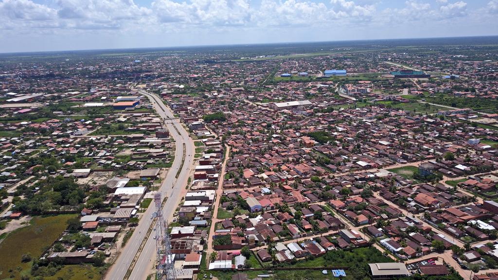 Trinidad vu depuis Paititi